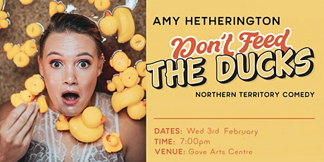 Amy Hetherington Comedy in Gove - Second Show tickets
