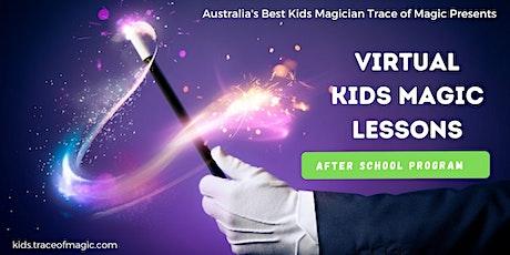 Virtual Magic Lessons - 10 Week Kids Beginners Course ingressos