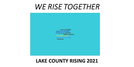 We Rise Together - Lake County Rising 2021 tickets