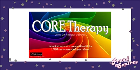 CORE Therapy Workshop - Jim Majoram tickets
