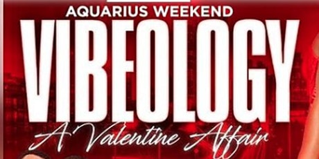 VIBEOLOGY | A Valentine Affair tickets