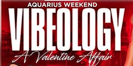 VIBEOLOGY | A Valentine Affair tickets