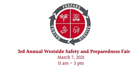 3rd Annual Westside Safety and Preparedness Fair (Los Angeles) tickets