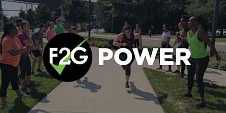 F2G POWER tickets