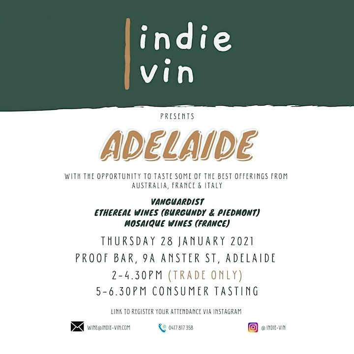 indie-vin (Adelaide) image