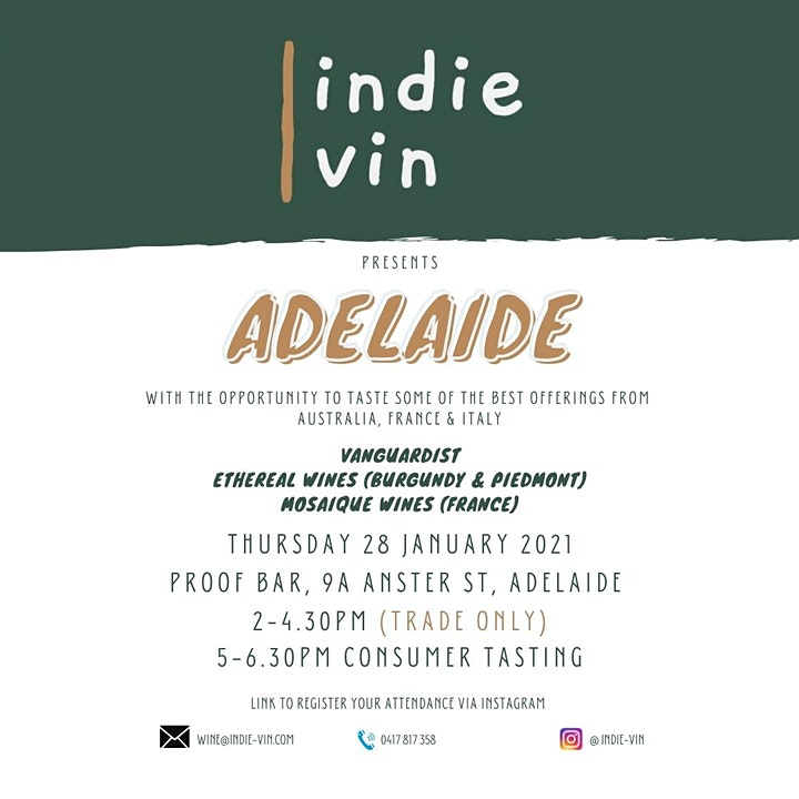 indie-vin (Adelaide - TRADE ONLY) image