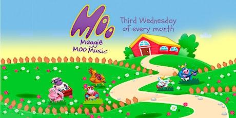FREE Maggie Moo Musical Fun in Raymond Terrace tickets