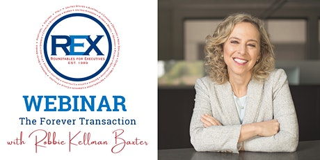 REX Roundtable Webinar:  The Forever Transaction tickets