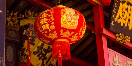 Chinese New Year Story time @ Kingston Library tickets