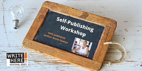 Self-Publishing Fiction and Non-Fiction Workshop tickets