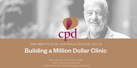 Start Building a Million Dollar Clinic tickets