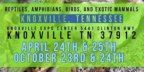 Show Me Reptile & Exotics Show Knoxville tickets