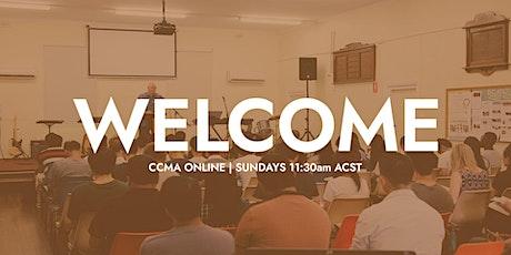 CCMA Sunday Service tickets