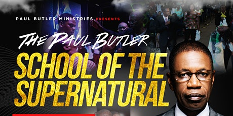 Paul Butler School Of The Supernatural tickets