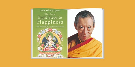The New 8 Steps to Happiness Book Talk tickets