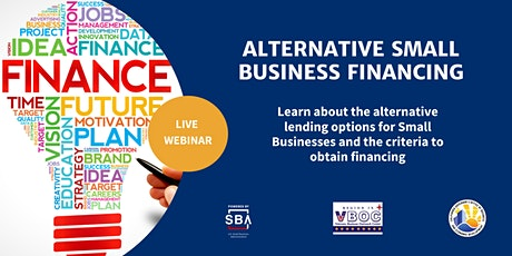 Alternative Small Business Financing tickets