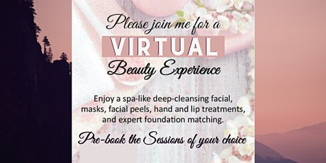 Party with Angel - VIRTUAL BEAUTY EXPERIENCE biglietti