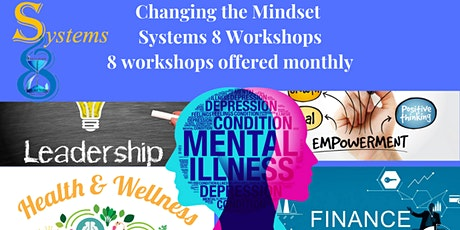 Changing the Mindset January Workshops tickets