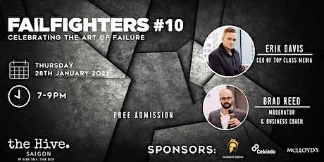 Failfighters #10 tickets