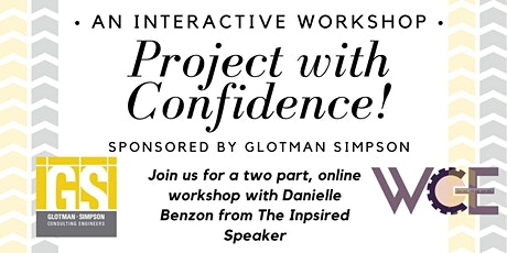 Workshop: Project with Confidence - Relaunched in a Digital Format! tickets