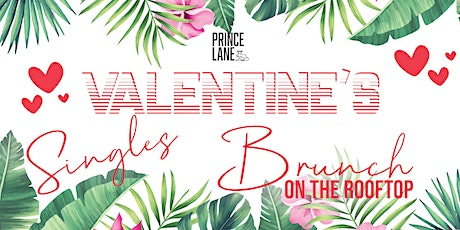 Singles Valentine's Brunch tickets