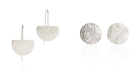 WORKSHOP   Electro-etched jewellery with Clare Poppi tickets