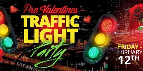 Pre-Valentines Traffic Light tickets