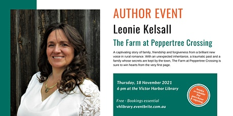 Leonie Kelsall - The Farm at Peppertree Crossing tickets