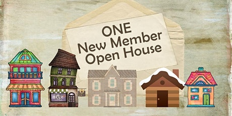 Organization of Networking Entrepreneurs (ONE) Open House tickets
