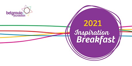 2021 Belgravia Foundation Inspiration Breakfast tickets