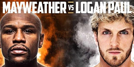 Mayweather Vs Logan Paul Fight Watch Party in Fort Lauderdale tickets