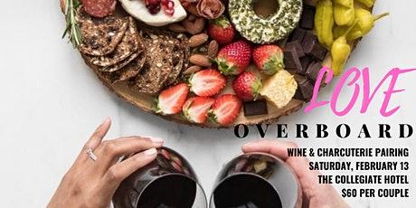 The Collegiate Hotel  Valentine's Day Wine & Charcuterie Pairing Event tickets