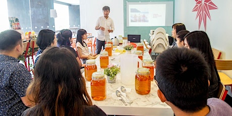 Beginner Kombucha brewing  workshop + Tasting session tickets