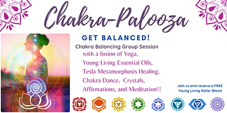Get Balanced at Chakra-Palooza! tickets