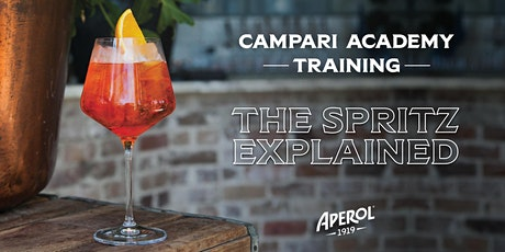 WOLLONGONG -  THE SPRITZ EXPLAINED tickets