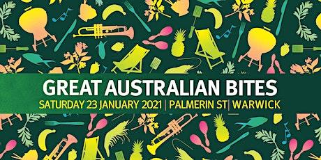 Great Australian Bites tickets