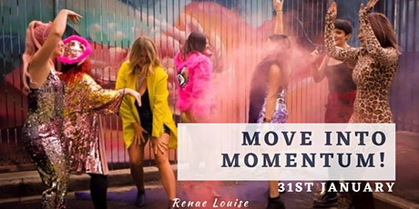 MOVE INTO MOMENTUM tickets