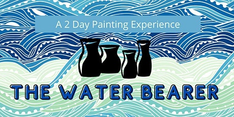 The Water Bearer - 2 Day Painting Experience tickets