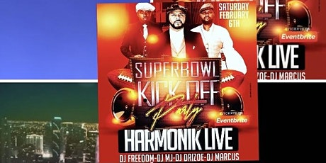 Harmonik Super Bowl Kick-off Party tickets