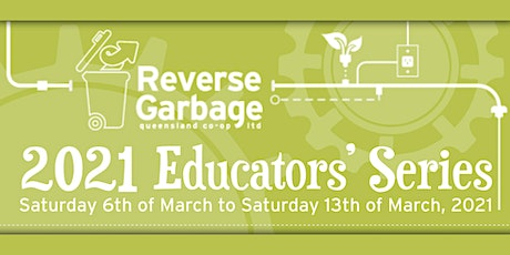 Art in STEM - Creative Reuse Master Class for Educators tickets