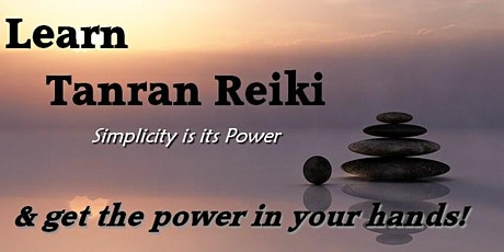 Tanran Reiki level I tickets