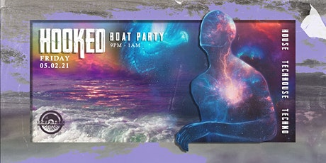Hooked Boat Party Series Vol: 7 tickets