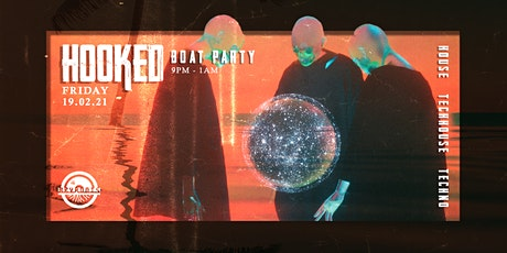 Hooked Boat Party Series Vol: 9 tickets