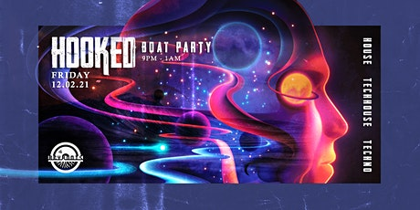 Hooked Boat Party Series Vol: 8 tickets