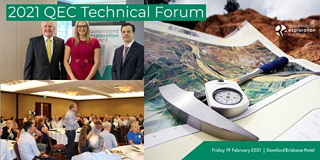 QEC Technical Forum - 19 February 2021 tickets