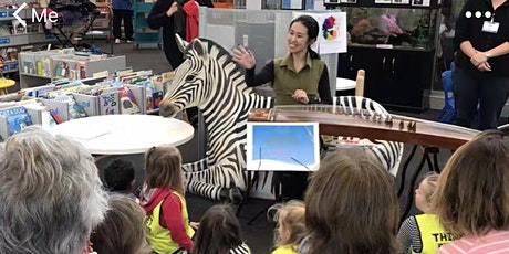 Multicultural Storytime for Chinese New Year tickets