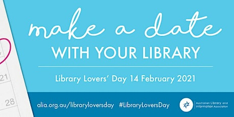 Library Lovers Day Storytime tickets