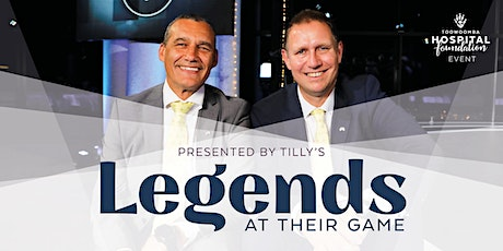Tilly's Legends At Their Game tickets