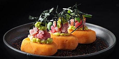 Japansk-peruansk fusion matlagningskurs Stockholm | Köket Södermalm Den 31 January biljetter