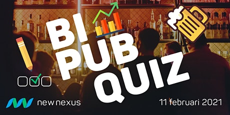 Nationale BI Pubquiz tickets